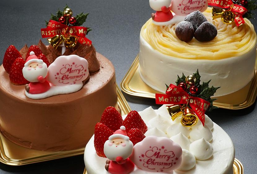 アザリアのクリスマスケーキ